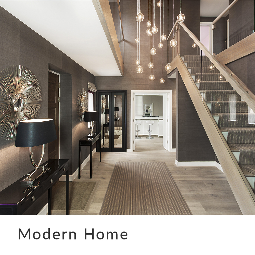 Lighting Services Modern Home